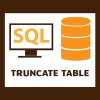 Lệnh TRUNCATE TABLE trong SQL