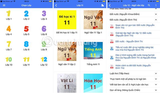 7 ứng dụng học văn tốt nhất trên điện thoại