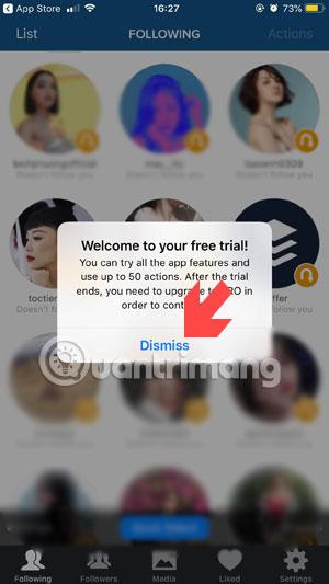 Cách chặn và bỏ chặn người dùng trên Instagram - Ảnh minh hoạ 6