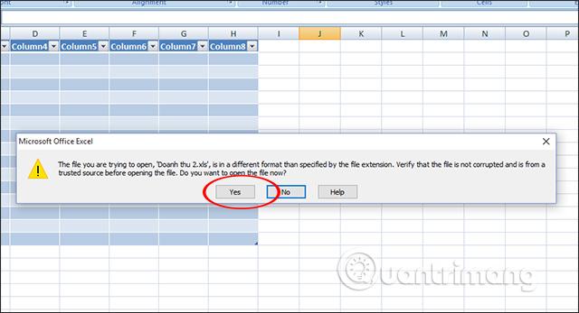 Cách tách sheet thành từng file Excel riêng biệt