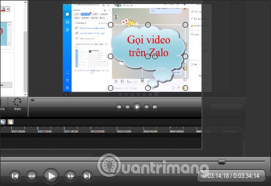 Cách chèn chữ vào video trên Camtasia