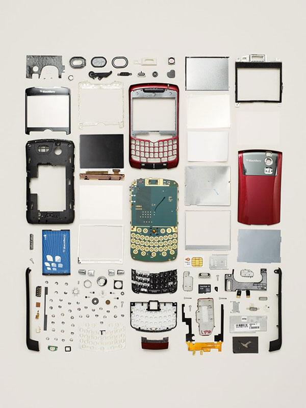 Chiếc BlackBerry ra đời năm 2007