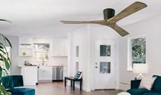 Mẫu quạt trần cho nhà có trần thấp