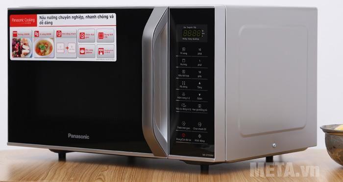 Lò vi sóng điện tử có nướng Panasonic NN-GT35HMUE - 23 lít
