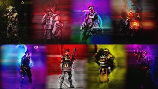 Hình nền Apex Legends 10