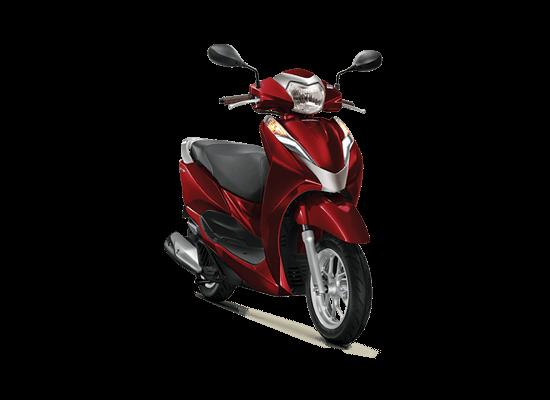 Honda Lead phiên bản tiêu chuẩn màu Đỏ