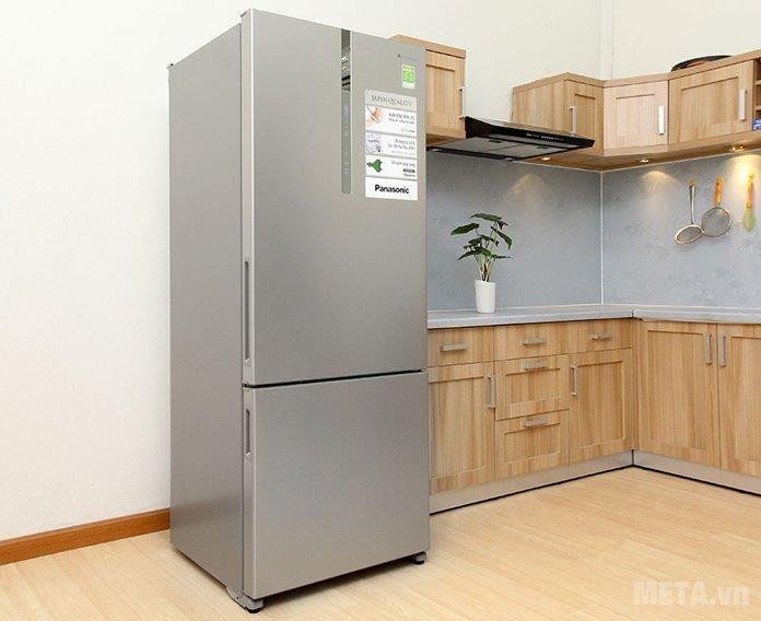 Tủ lạnh 405 lít Panasonic NR BX468XSVN