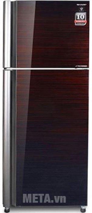 Tủ lạnh 428 lít Sharp SJ-XP430PG-BK