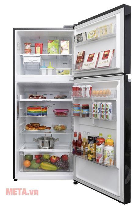 Tủ lạnh LG Inverter GN-L422GB 410 lít