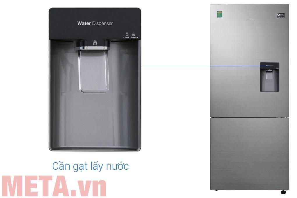 Tủ lạnh Inverter Samsung RL403SBAS8/SV (424 lít)