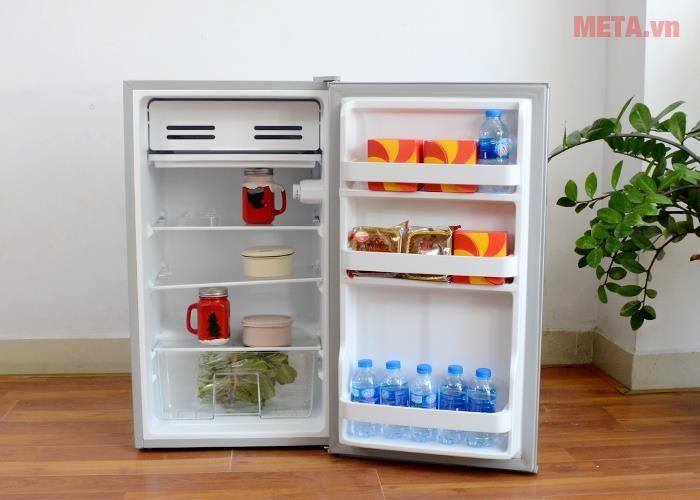 Tủ lạnh mini Midea HS-122SN - 93 lít