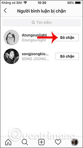 Cách chặn người khác bình luận trên Instagram - Ảnh minh hoạ 11