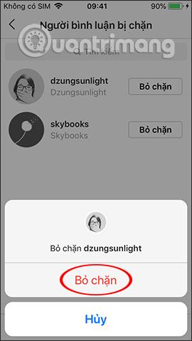 Cách chặn người khác bình luận trên Instagram - Ảnh minh hoạ 12