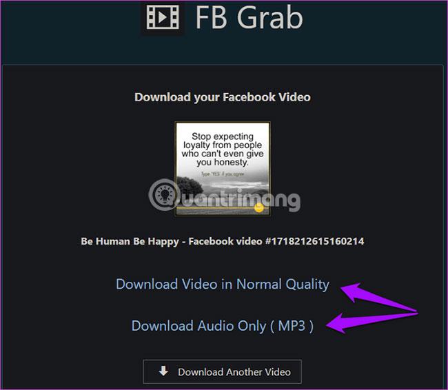 5 cách tách âm thanh từ video Facebook không cần phần mềm - Ảnh minh hoạ 9