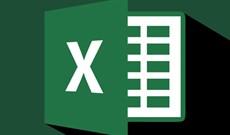 Cách xóa dấu chấm trong dãy số trên Excel