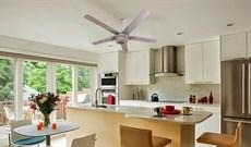 Cách chọn công suất quạt trần phù hợp với diện tích phòng để tiết kiệm điện