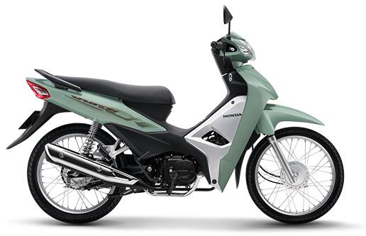 Honda Wave Alpha 2019 màu xanh ngọc