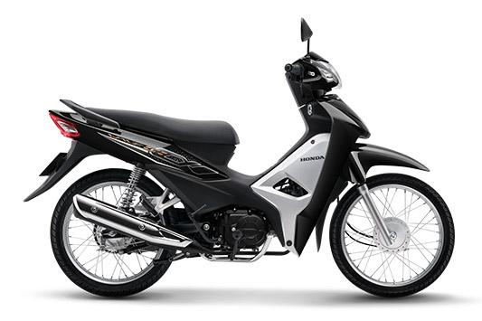 Honda Wave Alpha 2019 màu đen