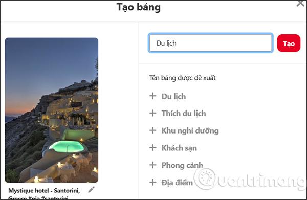 Cách dùng ứng dụng Pinterest trên Windows 10 - Ảnh minh hoạ 9