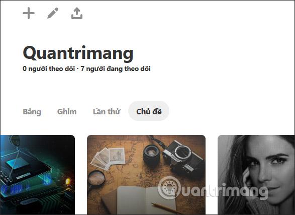 Cách dùng ứng dụng Pinterest trên Windows 10 - Ảnh minh hoạ 14