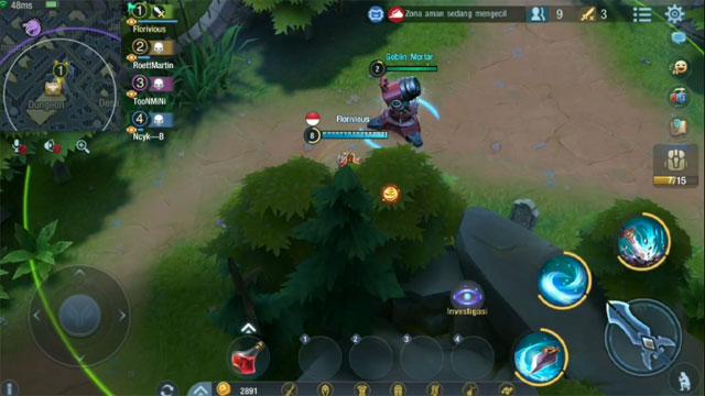 Kỹ năng ngồi Survival Heroes