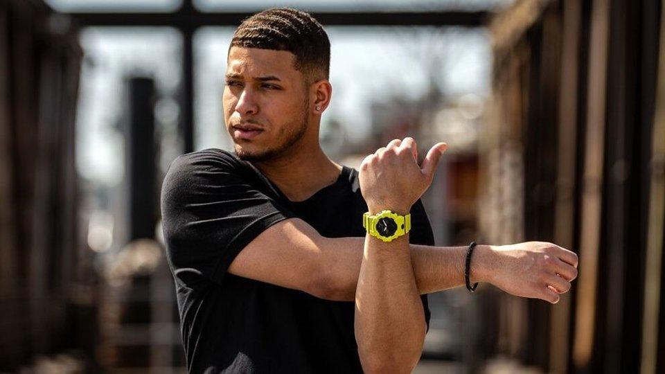 Đồng hồ G Shock được trang bị tính năng hỗ trợ luyện tập thể thao