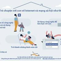 4 cách để cha mẹ có thể dạy con sử dụng Internet và mạng xã hội an toàn