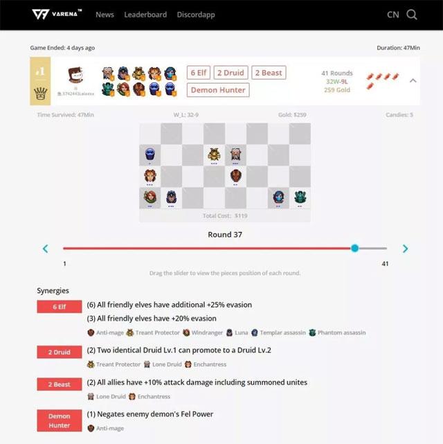 Autochess.varena.com