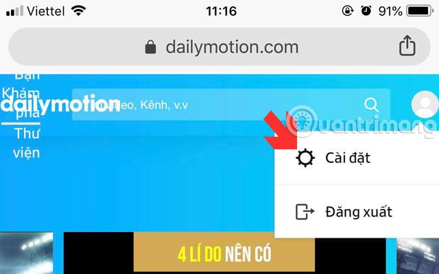 Hướng dẫn up video lên Dailymotion trên điện thoại - Ảnh minh hoạ 15