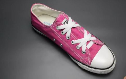 Cách buộc dây giày kiểu Asterisk