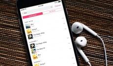Cách nghe hai bài nhạc cùng lúc trên iPhone