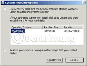 Sửa lỗi UNMOUNTABLE_BOOT_VOLUME trong Windows - Ảnh minh hoạ 4