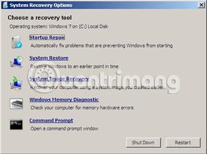Sửa lỗi UNMOUNTABLE_BOOT_VOLUME trong Windows - Ảnh minh hoạ 5