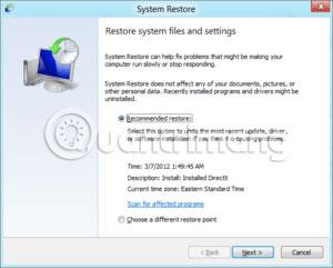 Sửa lỗi UNMOUNTABLE_BOOT_VOLUME trong Windows - Ảnh minh hoạ 6