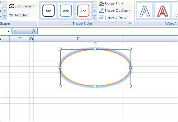 Cách cố định hình khối chèn trong Excel - Ảnh minh hoạ 5