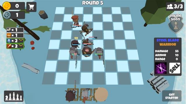 Heroes Auto Chess 2
