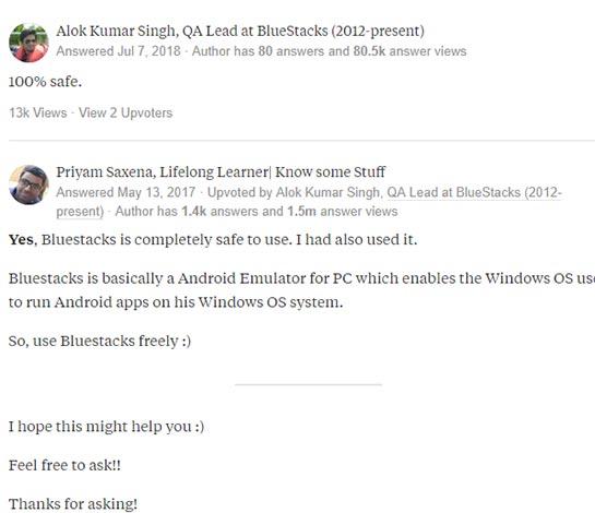 BlueStacks là phần mềm gì? Có an toàn không? - Quantrimang com