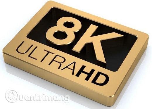 Độ phân giải 8K