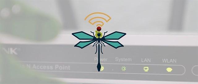 Lỗ hổng Dragonfly handshake