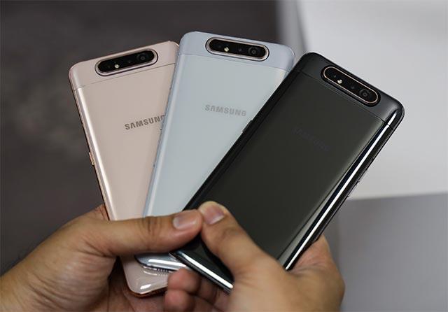Galaxy A80 6