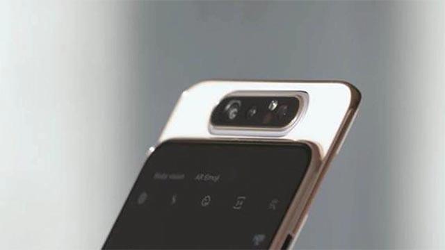 Sản phẩm sẽ sở hữu cụm 3 camera pop-up