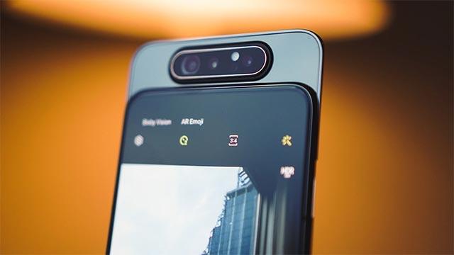 Galaxy A80 2