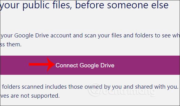Kết nối Google Drive
