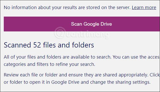 Tổng dung lượng file