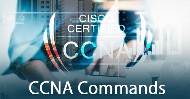 Tổng hợp lệnh CCNA Cisco - Quantrimang com