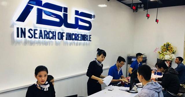 Trung tâm bảo hành của ASUS tại Việt Nam