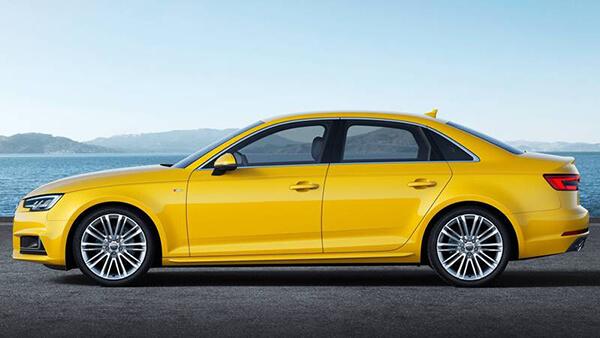 Xe Audi A4 2019 2