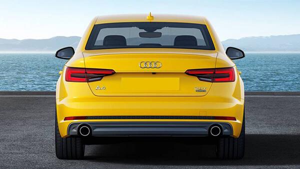 Xe Audi A4 2019 3