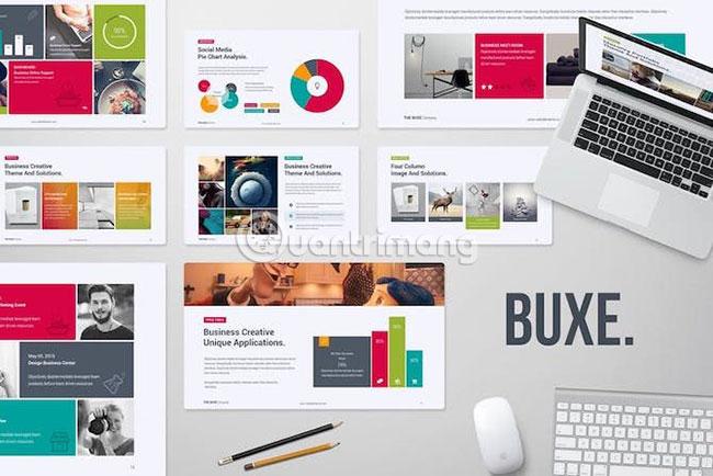 10 mẫu PowerPoint tuyệt vời làm bài thuyết trình