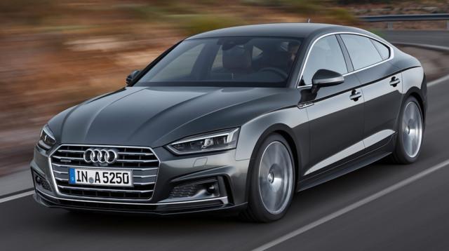 Audi A5 2019 1